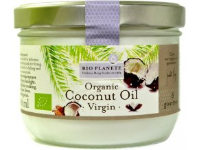 Kokosový olej panenský BIO - BIO PLANÈTE