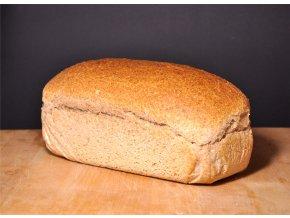 Chlieb kváskový špaldový celozrnný - 600g - Košický