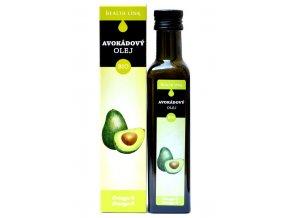 Avokádový olej 100% BIO - 250ml - Healthlink