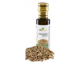 Koriandrový olej 100 ml 100 %