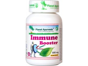 Immune booster extrakt 500mg - 60 kapsúl - Planet ayurveda