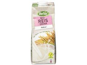 Ryžový nápoj natur BIO - 1L - Berief