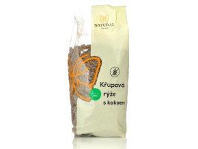 chrumkava ryza s kakaom