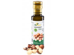 Makadamový olej 100% BIO - Biopurus