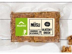 Vlašský orech tyčinka musli - 80g - Marva