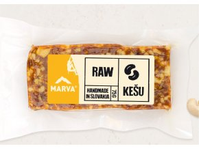 Kešu tyčinka RAW VEGAN - 75g - Marva