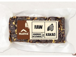 Kakao tyčinka RAW VEGAN  - 75g - Marva