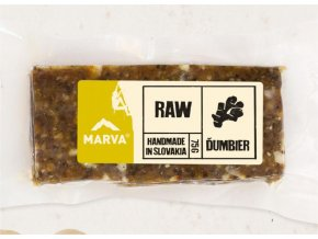 Ďumbier tyčinka RAW VEGAN - 75g - Marva