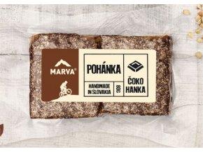 Čokohanka tyčinka pohánková - 80g - Marva