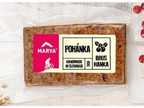 Brushanka tyčinka pohánková - 80g - Marva