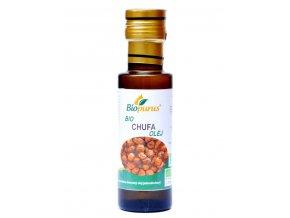 Chufa olej 100% BIO - 100ml - Biopurus