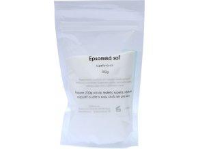 Epsomská soľ - 200g - Soltinica