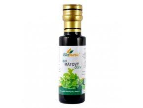 Mätový olej BIO - 100ml - Biopurus