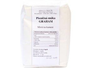 Pšeničná múka Graham mletá na kameni - 1Kg - ekolive