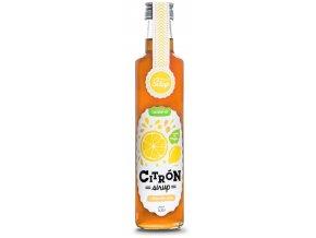 Citronový sirup domáci - 0,33l - Koldokol