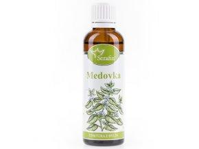 Medovka bylinná tinktúra - 50ml - Serafin