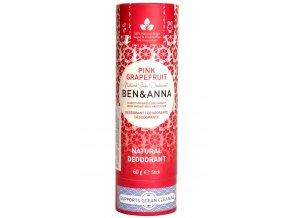Ben & Anna Ružový grep deodorant - 60g - Ben & Anna