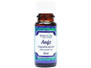 Anízový prírodný éterický olej 100% - 10ml - Phytos