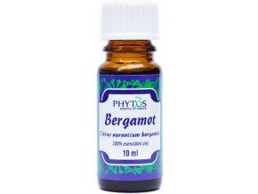 Bergamot prírodný éterický olej 100% - 10ml - Phytos