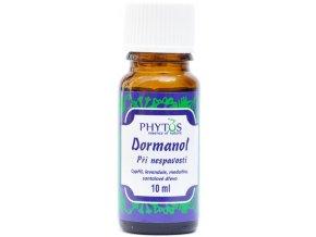 Dobrý spánok/Dormanol prírodný éterický olej 100% - 10ml - Phytos
