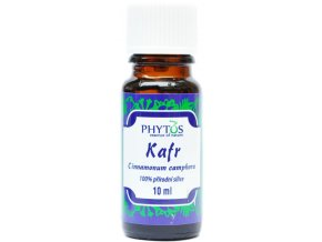 Gáfor prírodný éterický olej 100% - 10ml - Phytos