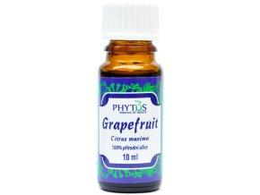Grapefruit prírodný éterický olej 100% - 10ml - Phytos