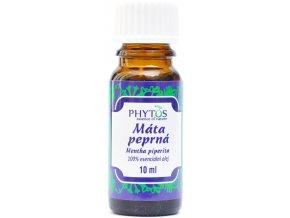 Mäta pieporná prírodný éterický olej 100% - 10ml - Phytos