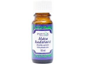 Mäta prírodný éterický olej 100% - 10ml - Phytos