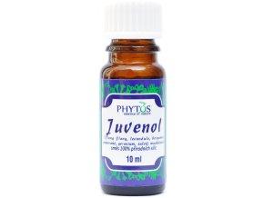 Únava/Juvenol prírodný éterický olej 100% - 10ml - Phytos