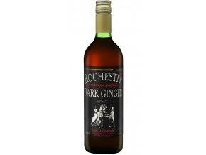 Zázvorový nápoj tradičný Rochester DARK GINGER - 725ml - Rochester Ginger
