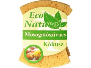 EKO Hubky na riad z kokosového vlákna - 2ks - Quadrotex