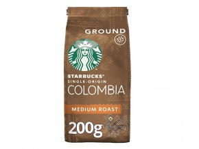 Káva Colombia single origin mletá - 200g - Starbucks