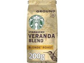 Káva Veranda Blend mletá - 200g - Starbucks