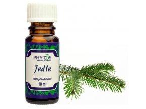 Jedľa prírodný éterický olej 100% - 10ml - Phytos