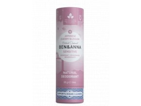 Ben & Anna Japonská čerešňa deodorant - 60g - Ben & Anna
