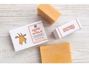 Mydlo kozie mlieko Mandarinka - 110g - Slovenská mydláreň