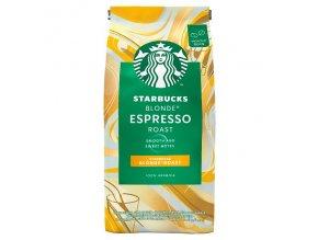 Káva Blonde espresso zrnková - 200g - Starbucks