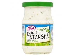 tatarska omacka veganska spak