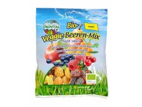 Želé cukríky bobule BIO Vegan - 100g - Okovital