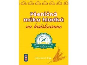 Pšeničná múka hladká na kváskovanie - 1Kg - Mlyn Trenčan
