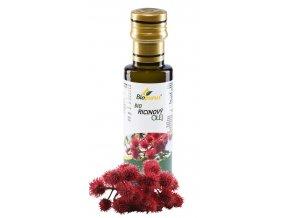 Ricínový olej 100% BIO - 100ml - Biopurus