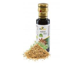 Anízový olej BIO - 100ml - Biopurus