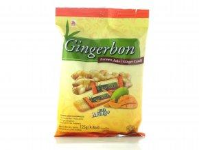 gingerbon cukriky so zazvorom