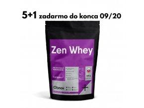 zen whey protein kompava 500g