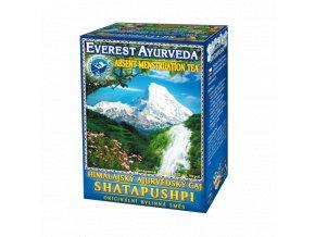 Shatapushpi čaj - Absencia menštruácie - 100g - Everest ayurveda
