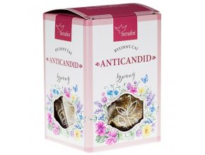 Anti-candid čajová zmes - 50g - Serafin