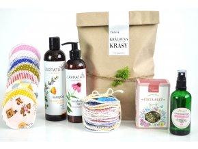 Balíček Premium Krásna pleť a zdravé vlasy