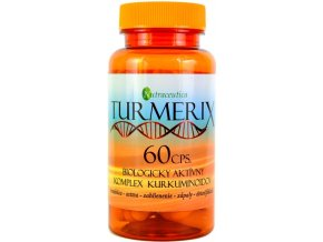 Turmerix kurkumové kapsle - 60ks - Nutraceutica