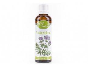 Valeriána bylinná tinktúra - 50ml - Serafin