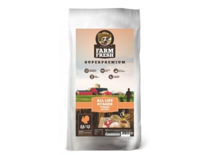 Farm Fresh All life stages turkey and rice